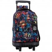 Backpack skateboard Party 46 CM trolley premium - Binder