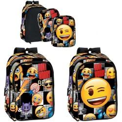 Backpack Emoji Sticker 43 CM - 2 Faces