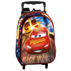 Rollen Schulranzen Cars Disney Legends 37 CM Trolley