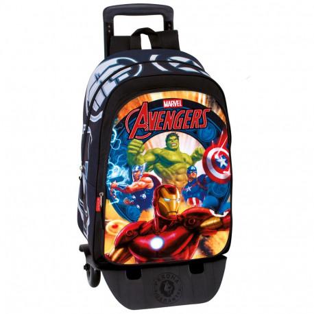 Backpack skateboard Avengers Return 43 CM trolley premium