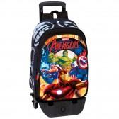 Rucksack Skateboard Avengers zurück 43 CM Trolley premium