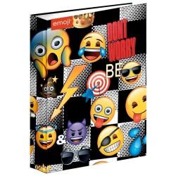 Sammelmappe A4 Emoji Aufkleber 34 CM