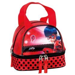 Sac goûter Ladybug Miraculous Secret - sac déjeuner