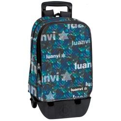 Rolling Backpack Luanvi 42 CM - Premium Trolley