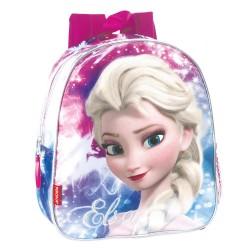Sac à dos maternelle Frozen La reine des neiges Shinning 28 CM