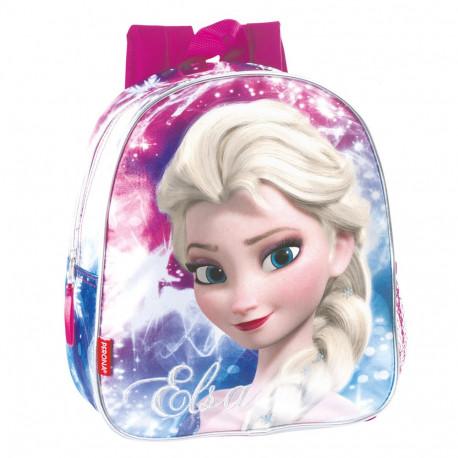 Frozen Snow 28 CM snow Queen Mother backpack