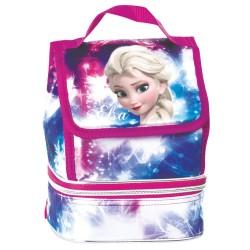 Sac goûter isotherme Frozen La reine des neiges Shinning - sac déjeuner
