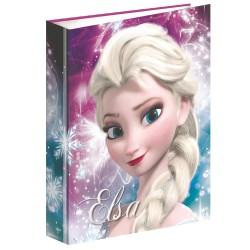 Binder A4 Frozen Queen of the snows Shinning 34 CM