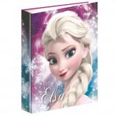 Azul A4 congelado libro 34 CM Reina de la nieve