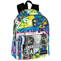 Backpack terminal Longboard Street 42 CM