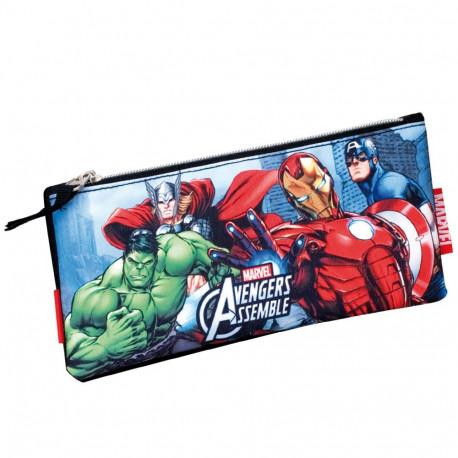 Trousse plate Avengers Alliance 22 CM