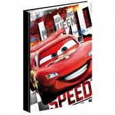 Classeur A4 Cars Disney Acceleration 34 CM