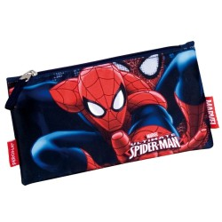 Trousse plate Spiderman Eyes 22 CM