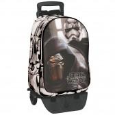 Sac à dos à roulettes Star Wars Starkiller 43 CM trolley Haut de Gamme - Cartable