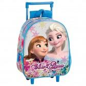Sac à roulettes Frozen La reine des neiges Soul 28 CM maternelle