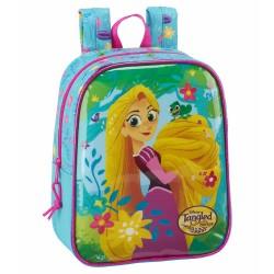 Mochila princesa Rapunzel Tangled 27 CM premium de k