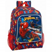 Spiderman Ultimate 42 CM top of range + kit - bag backpack