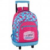 Backpack skateboard Atletico Madrid 45 CM trolley premium - Binder