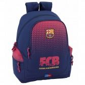 Sac à dos FC Barcelone Nation 43 CM Haut de Gamme - 2 cpt - FCB
