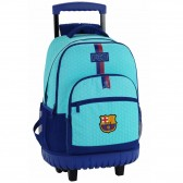 Rugzak skateboard FC Barcelona natie 45 CM trolley premium - Binder FCB
