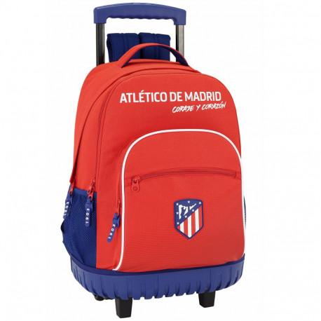 Sac à dos à roulettes Atlético de Madrid Coraje 45 CM trolley Haut de Gamme - Cartable