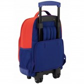 Rolling Backpack Atletico Madrid Coraje 45 CM Premium Trolley