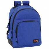 Zaino Blackfit luce blu 42 CM ergonomico - 2 Cpt