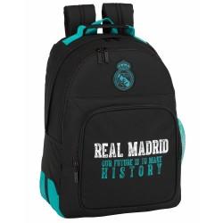 Sac à dos Real Madrid Team 42 CM ergonomique - 2 Cpt