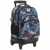 Backpack skateboard Waka 45 cm high-end - 3 cpt - Binder