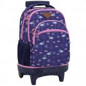 Backpack skateboard Jeans 45 cm high-end - 3 cpt - Binder