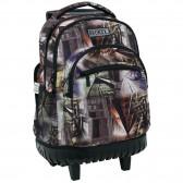 Backpack skateboard Graffiti 45 cm high-end - 3 cpt - Binder