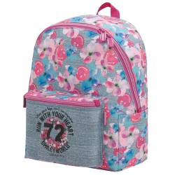 Smiley 72 Premium 44 CM Borne Backpack