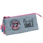 Smiley 23cm primavera Kit - 3 scomparti