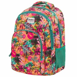 Backpack Happy 45 CM - 2 Cpt