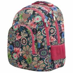 Backpack Floral 45 CM - 2 Cpt