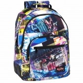Blackfit Navy Blue 42 CM ergonomic - 2 Cpt backpack
