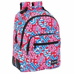 Backpack Blackfit Cool ergonomic 42 CM - 3 Cpt