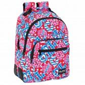 Backpack Blackfit 42 CM ergonomic - 3 Cpt Cities