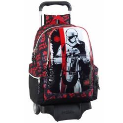 Mochila con ruedas Star Wars acción 44 CM - Trolley escolar