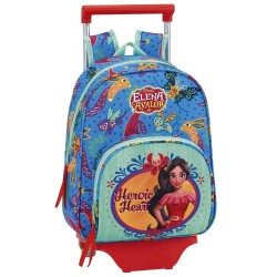 Mochila con ruedas Elena of Avalor 34 CM - Trolley escolar