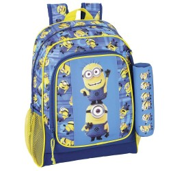 Backpack Minions 42 CM + Kit