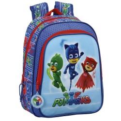 Sac à dos Pyjamasques 33 CM maternelle - PJ Masks