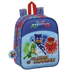 Backpack maternal PJ Masks 27 CM