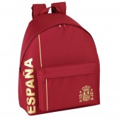 Spanje rood 42 CM high-end - satchel rugzak