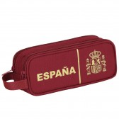 Trousse rectangle Espagne 21 CM - 2 cpt