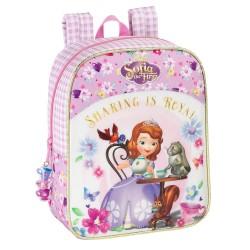 Backpack native Princess Sofia Royal Tea 28 CM