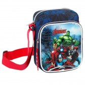 Tasche Spiderman ultimative 22 CM blau