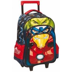 Rollende Avengers Team 45 CM high-end - satchel tas