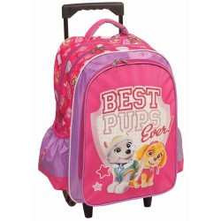 Paw Patrol Best Pups 45 CM Premium Rolling Backpack