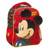 Sac à dos Mickey maternelle 3D 31 CM - Cartable